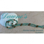 Dawno's Beaded Lanyards & Jewelry